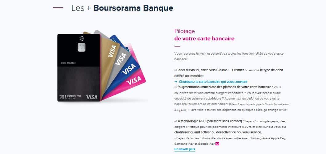 cb boursorama banque