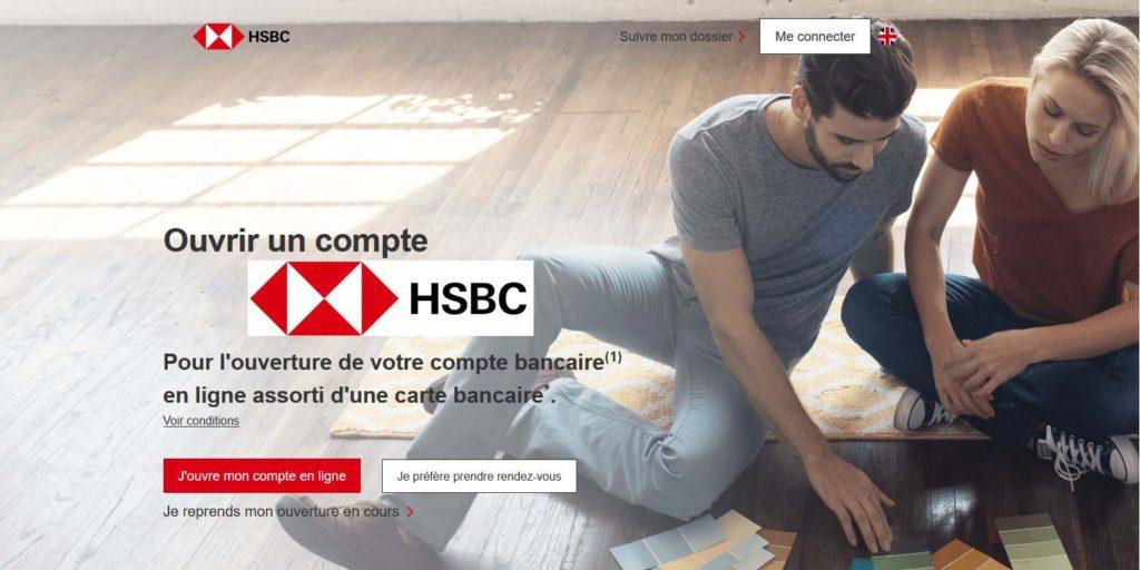 la banque traditionnelle HSBC