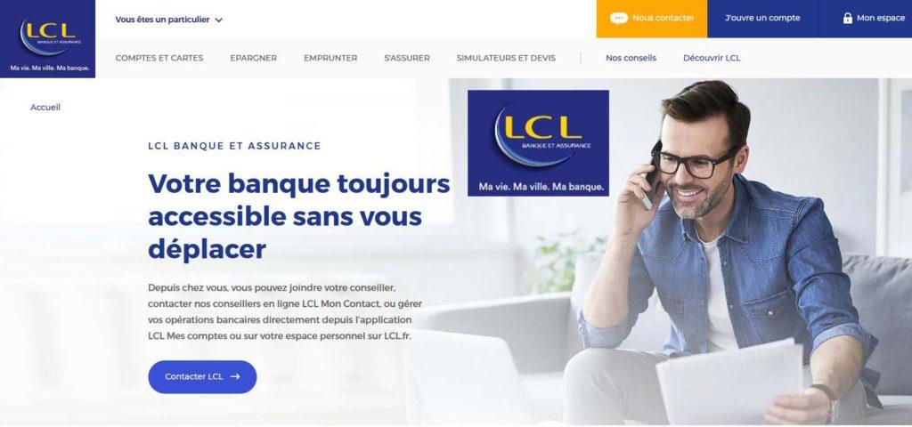 La Banque traditionnelle LCL