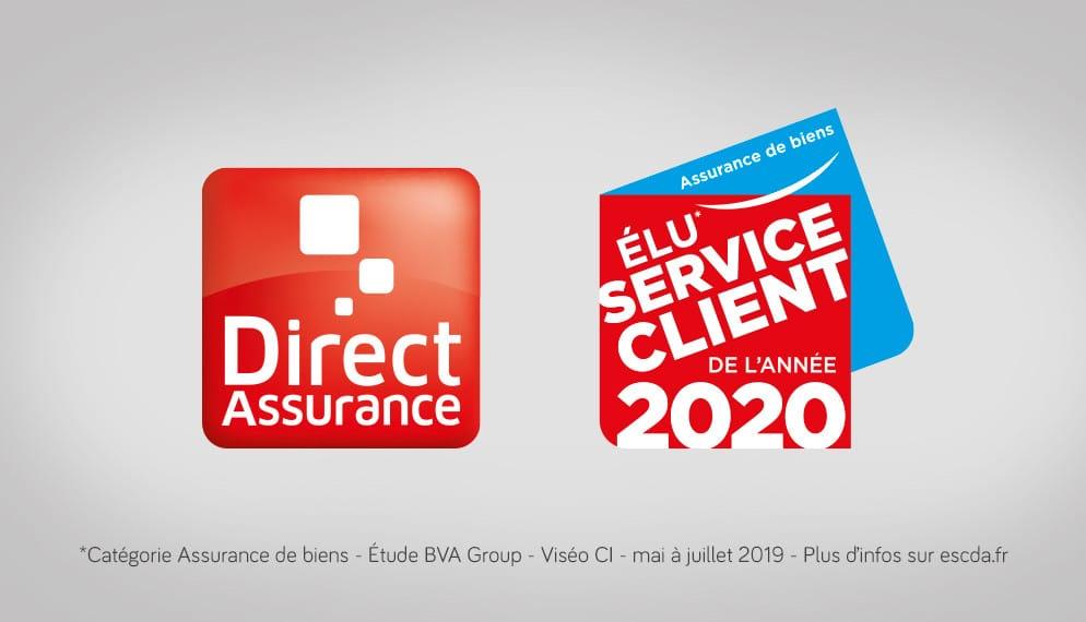 direct assurance service client de l'année 2020