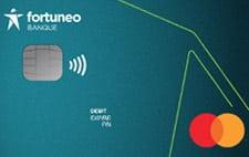 Avis carte banque en ligne Fosfo Fortuneo