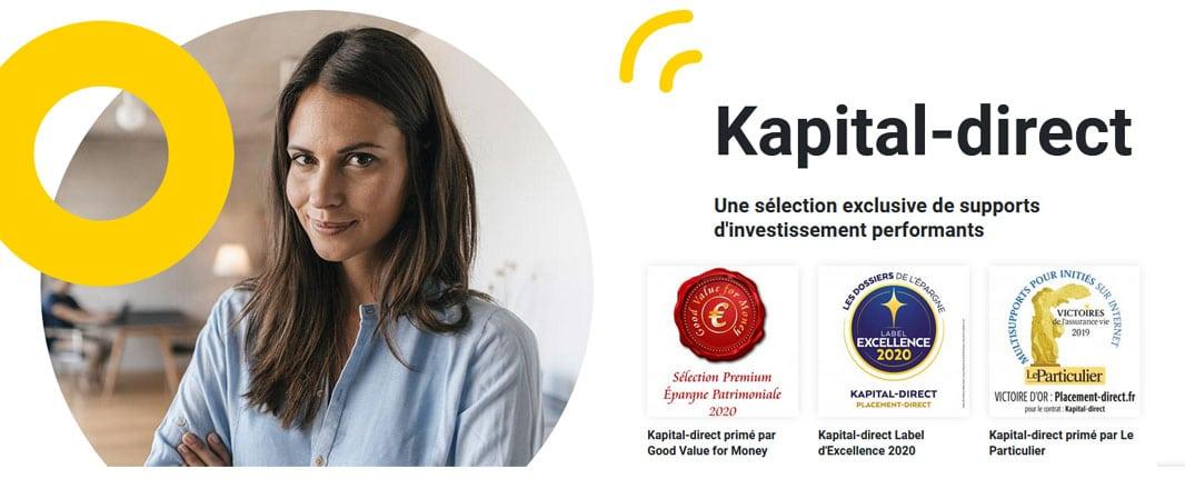 Avis sur Placement Direct Kapital-direct