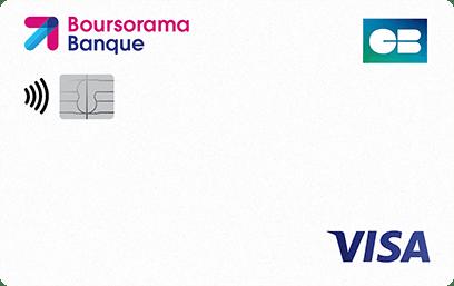 carte bancaire Boursorama Visa Kador