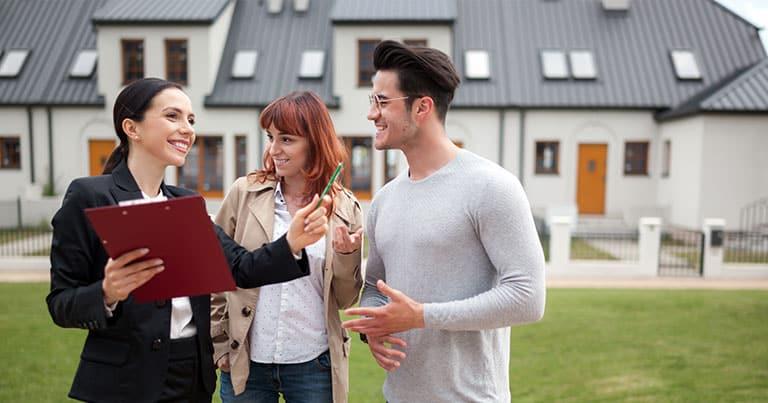 Reprise de l'activité immobilière