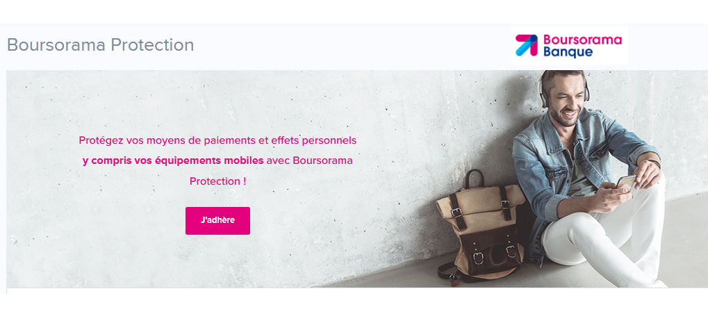 Boursorama Protection avis