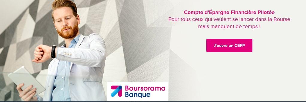 Boursorama Bourse : CEFP