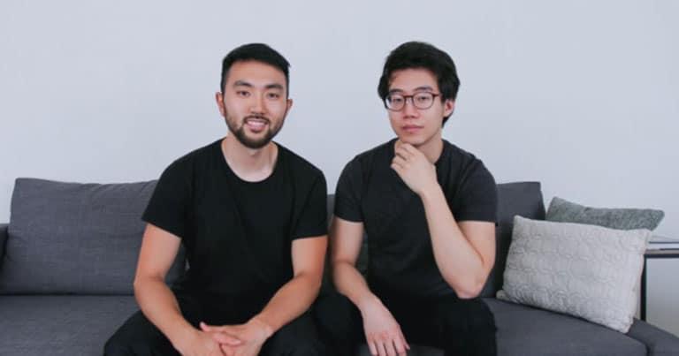 Eric Wei et Will Kim Fondateur de Karat