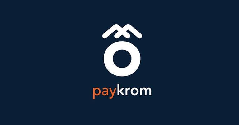 Le logo Paykrom