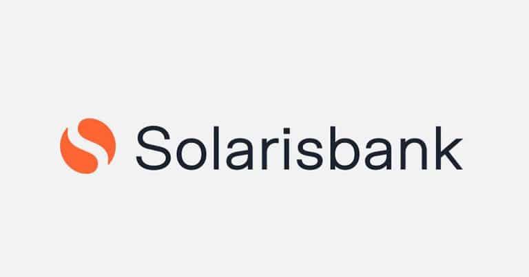 Logo de la fintech Solaris Bank