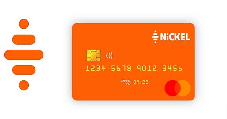 La carte Nickel
