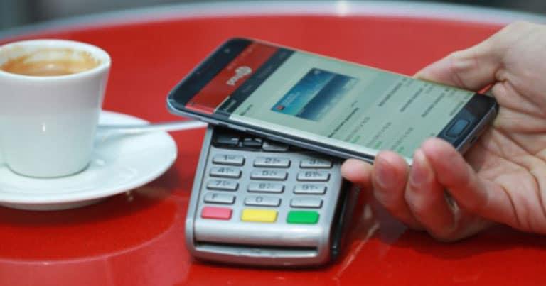 Le paiement sans contact