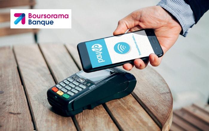 Paylib Boursorama Banque