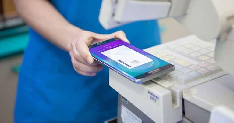 La Samsung Pay Card