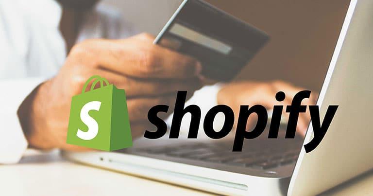 Shopify Balance le compte bancaire