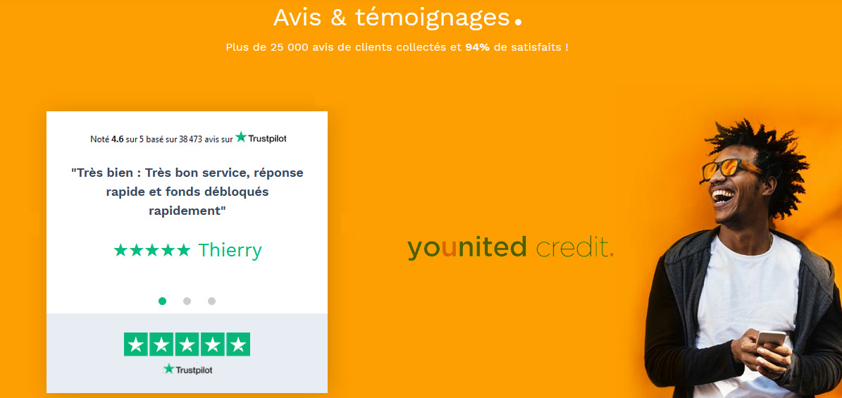 avis client Younited Credit