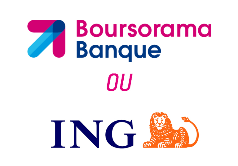 ING ou Boursorama