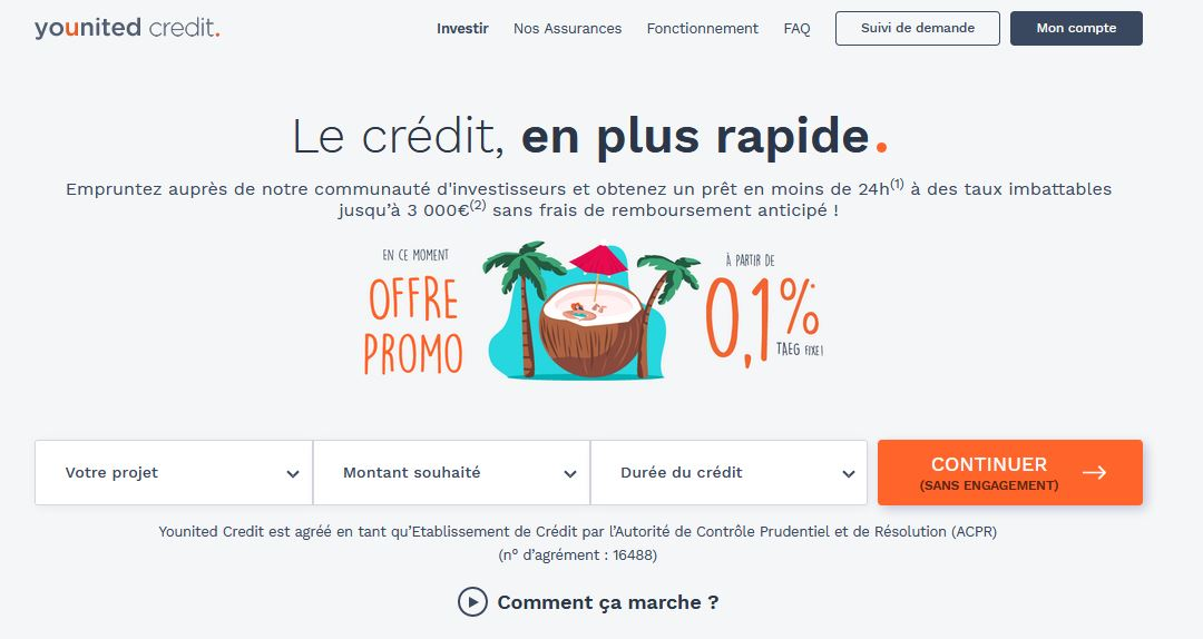 avis taux younited credit