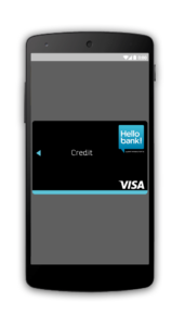 fonctionnement de Google Pay avec Hello Bank