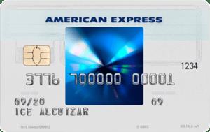 Avis carte bancaire Blue Amex