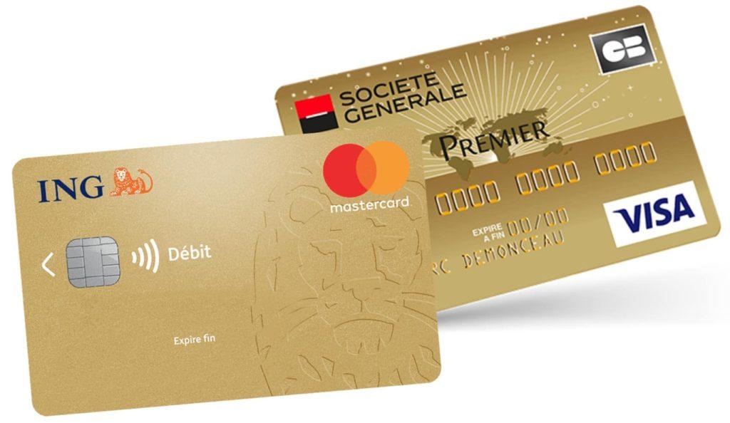 Avis Gold Mastecard vs Visa Premier