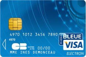 Avis carte Visa : la Visa Electron