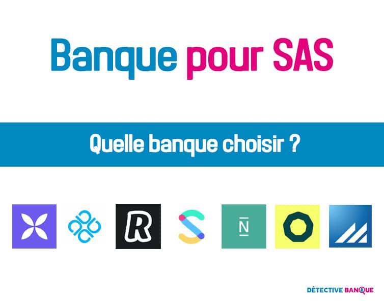 Banque pour SAS