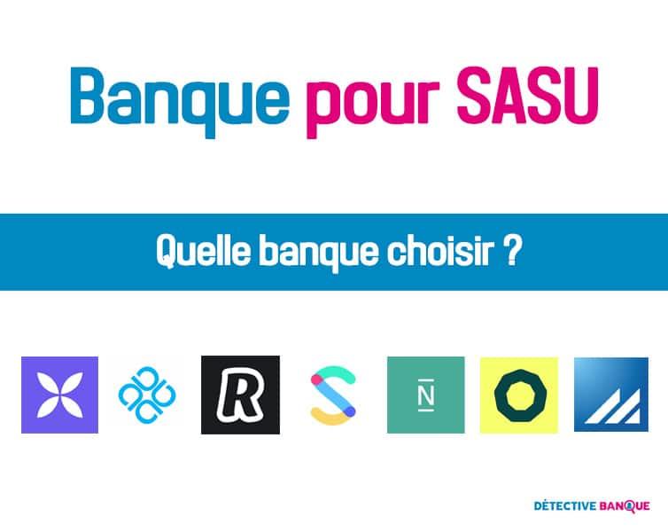 Banque pour SASU