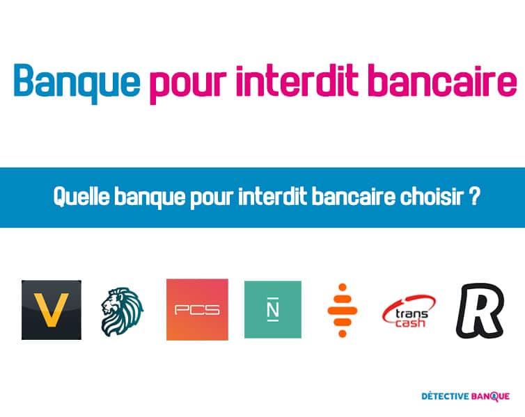 Banque pour interdit bancaire