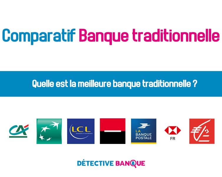 banque traditionnelle