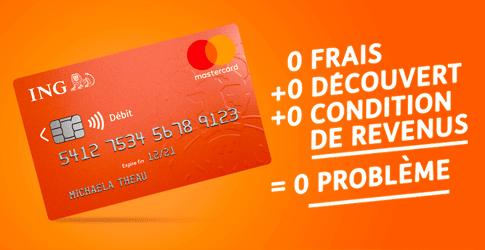 carte bancaire gratuite sans revenu mastercard