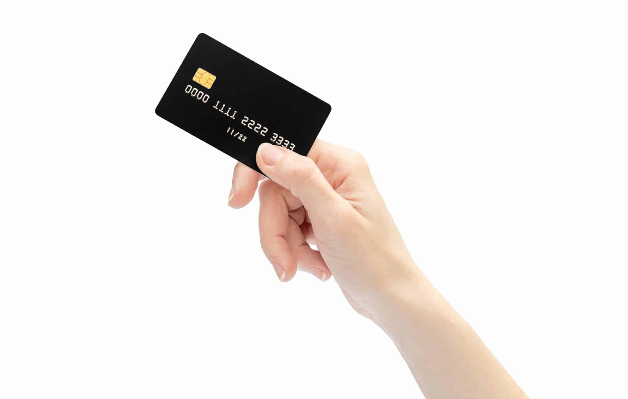 obtenir une carte bancaire noire