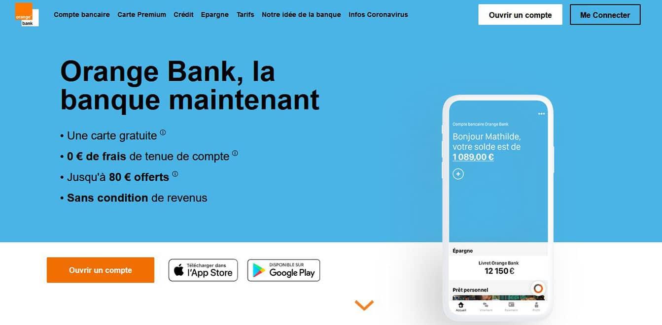 Promo Orange Bank