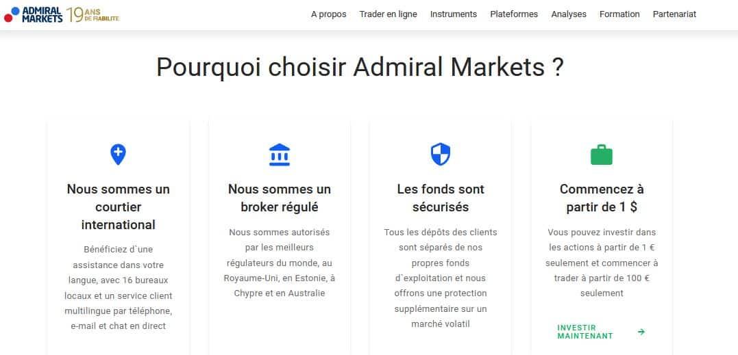 avis arnaque admiral markets
