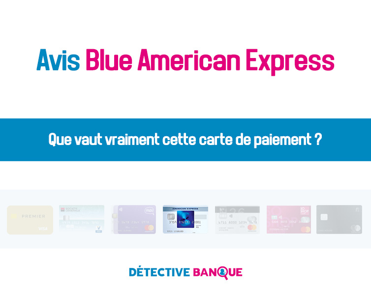 Blue American Express avis