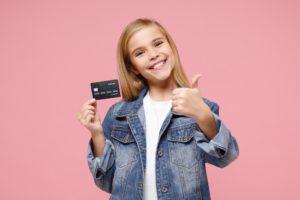 carte bancaire mineur