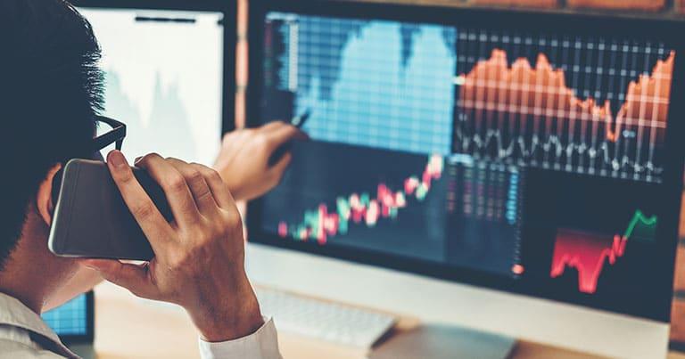 Crise sanitaire et les valeurs boursières