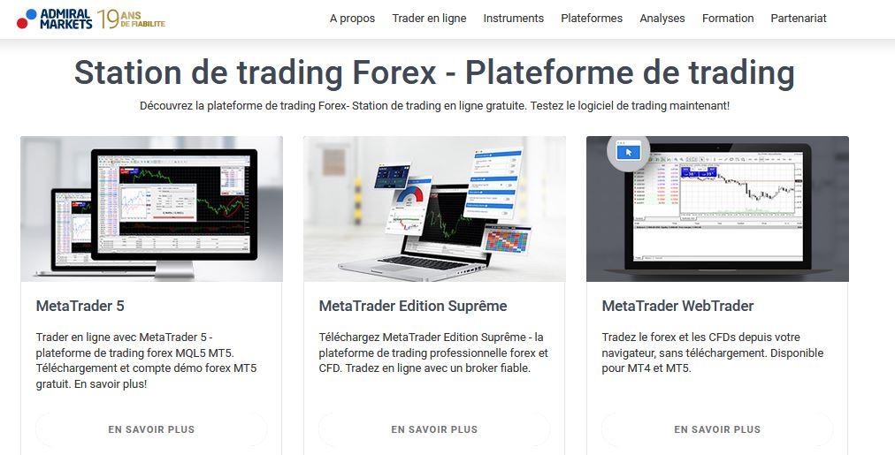 avis plateforme admiral markets
