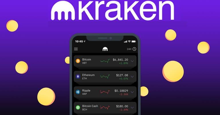 Les services bancaires pour les clients de Kraken
