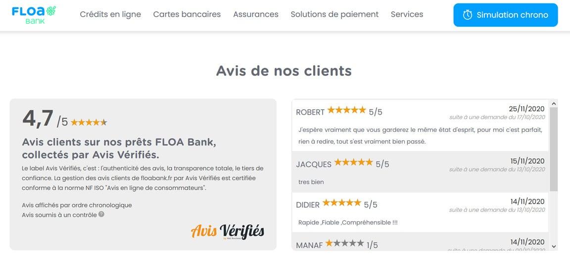 Avis Banque Casino : Avis clients
