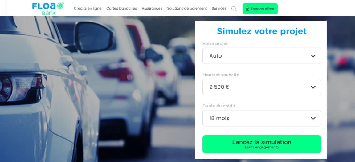 Avis Banque Casino : Le crédit auto