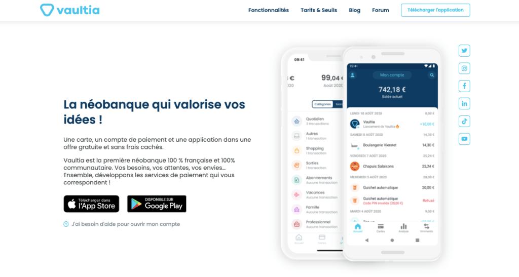 banque mobile RIB français