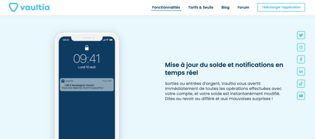 banque mobile et banque en ligne