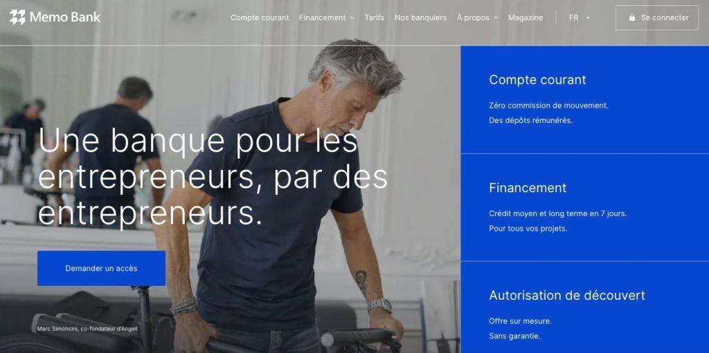 banque pro memo bank