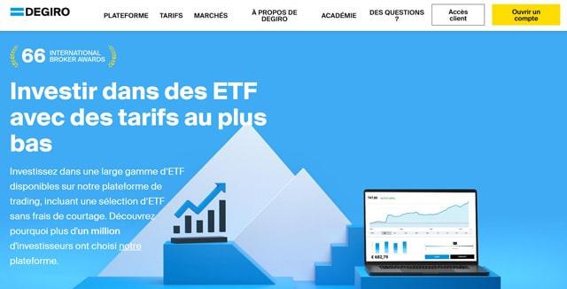 investir en bourse avec les ETF