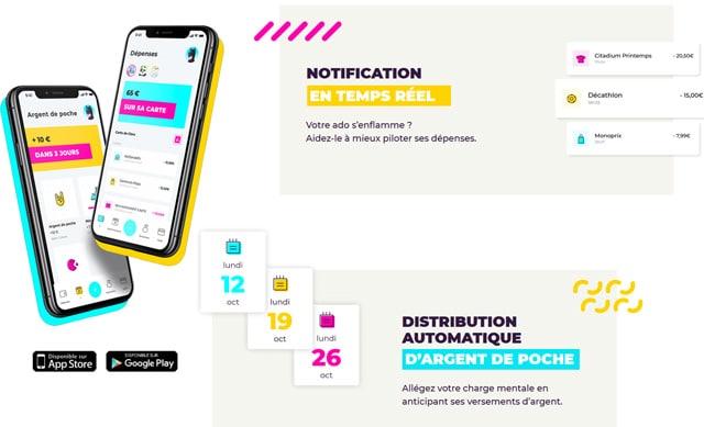 Pixpay avis app mobile