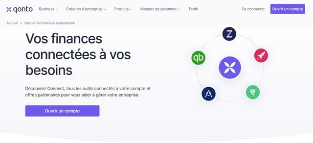 Qonto Avis API Connect