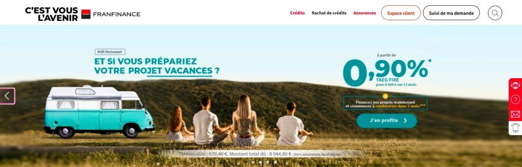 Avis Franfinance : les clients