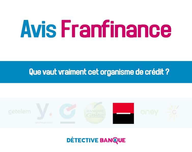 Franfinance avis