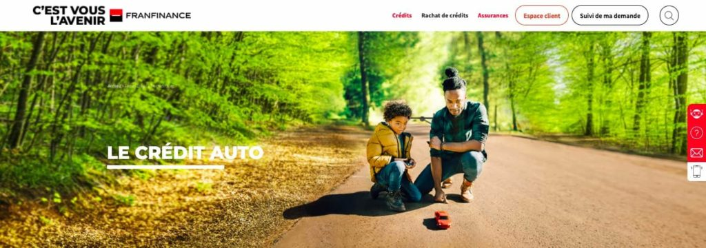 Avis Franfinance : credit auto