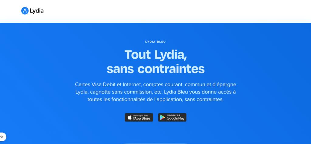 Avis Lydia : Lydia Bleu